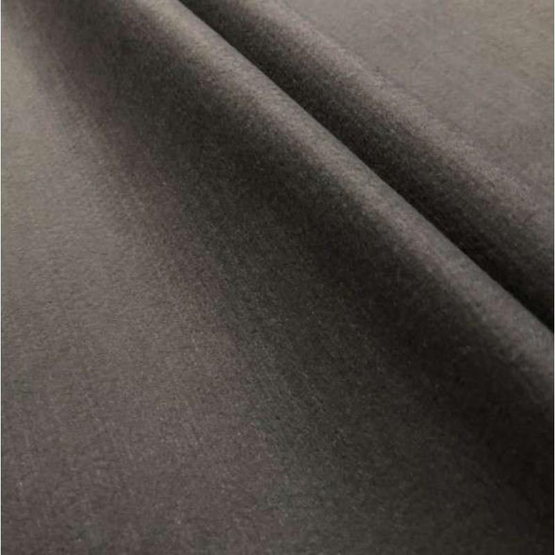 Tecido Feltro Liso Santa Fé - 100% Poliéster - 1,40m largura - Cinza escuro