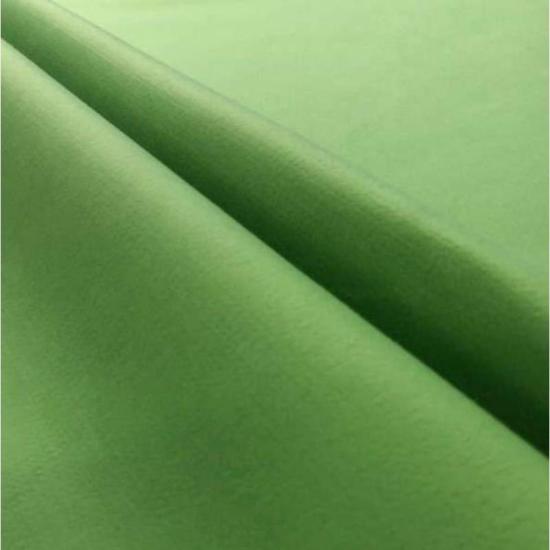 Tecido Feltro Liso Santa Fé - 100% Poliéster - 1,40m largura - Verde limão