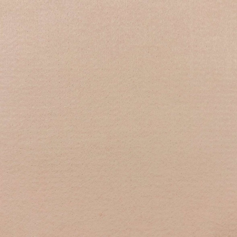 Tecido Feltro Liso Santa Fé - 100% Poliéster - 1,40m largura - Nude