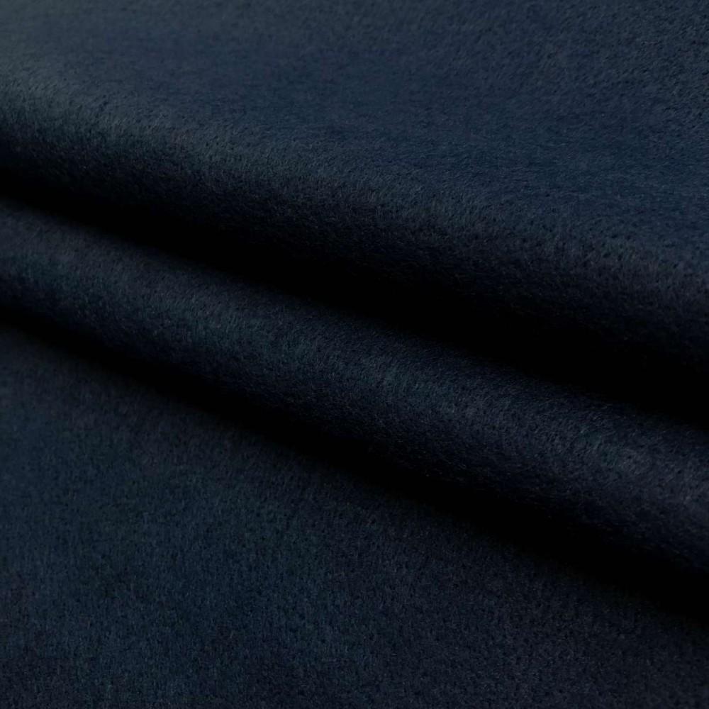Tecido Feltro Liso Santa Fé - 100% Poliéster - 1,40m largura - Azul marinho
