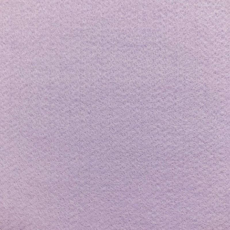 Tecido Feltro Liso Santa Fé - 100% Poliéster - 1,40m largura - Lilás paiva