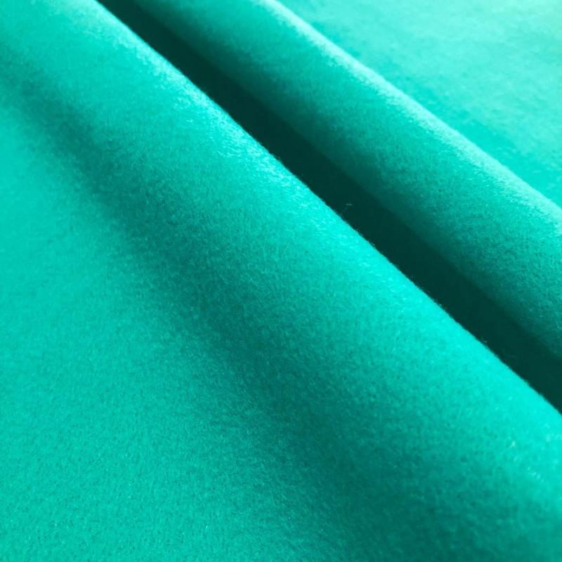 Tecido Feltro Liso Santa Fé - 100% Poliéster - 1,40m largura - Candy azul