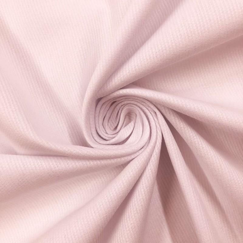 Tecido Fustão Liso - 100% Algodão - 1,45m largura - Rosa bebê