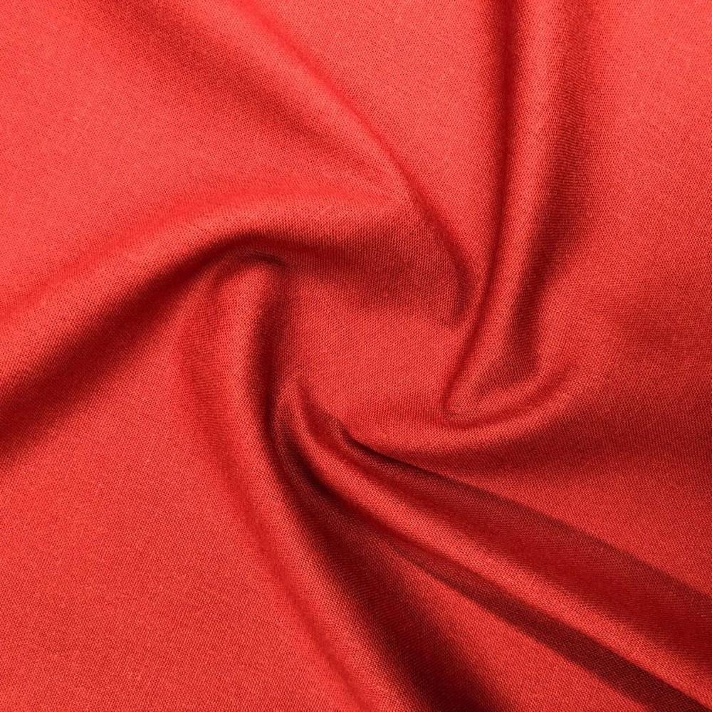 Tecido Linho - 55% Linho 45% Viscose - 1,33m Largura - Ketchup
