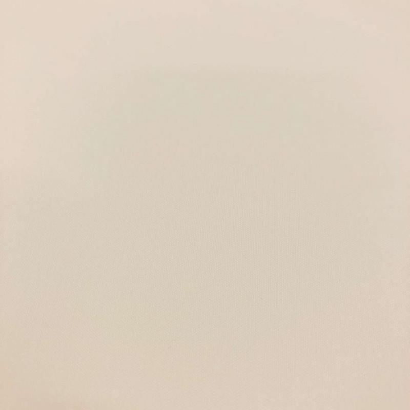 Tecido Percal 400 Fios Liso - 100% Algodão - 2,80m largura - Pérola
