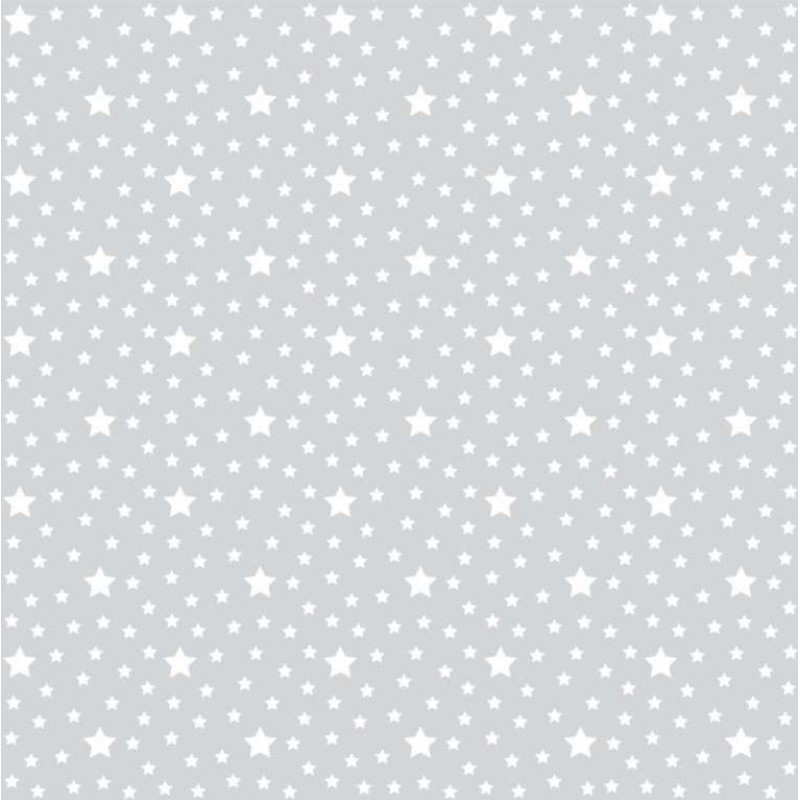 Tecido Tricoline - Estrelinhas - 100% Algodão - 1,50m largura - Variante 91