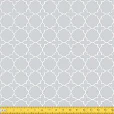 Tecido Tricoline - Geométrico - 100% Algodão - 1,50m largura - Variante 91