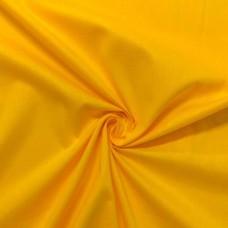 Tecido Tricoline Lisa - 100% Algodão - 1,50m largura - Amarelo