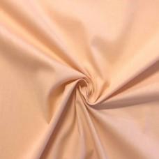 Tecido Tricoline Lisa - 100% Algodão - 1,50m largura - Cor de pele