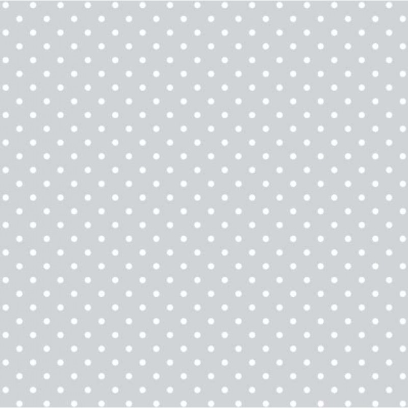 Tecido Tricoline - Poá Bola 1 - 100% Algodão - 1,50m largura - Variante 91