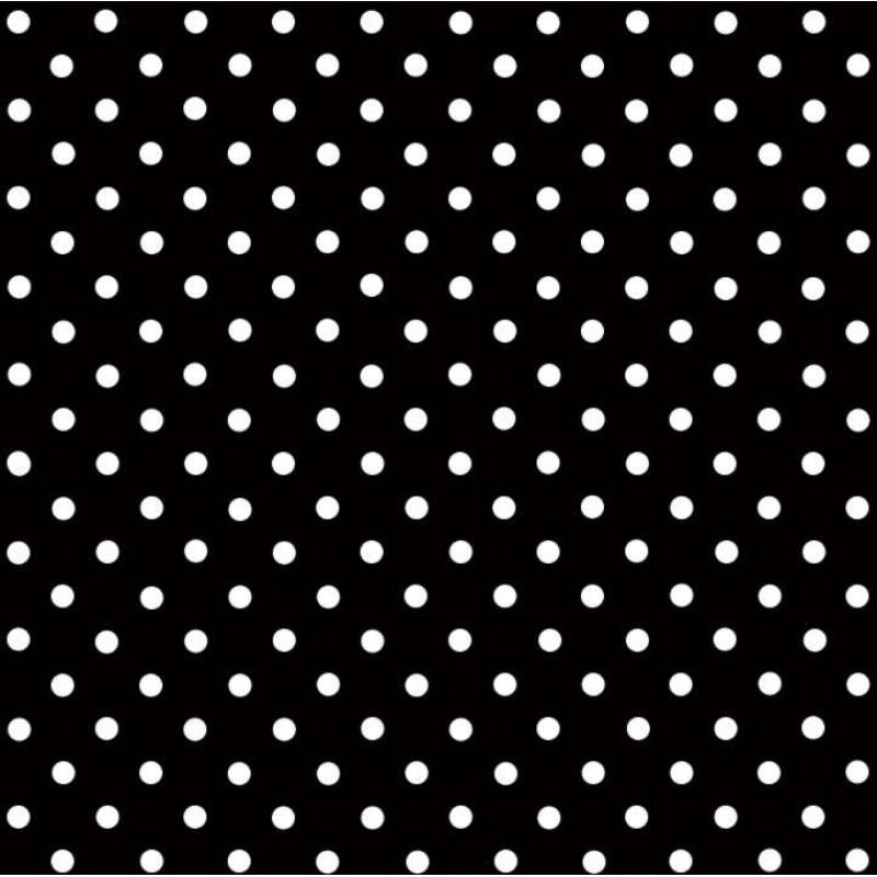 Tecido Tricoline - Poá Bola 2 - 100% Algodão - 1,50m largura - Variante 104