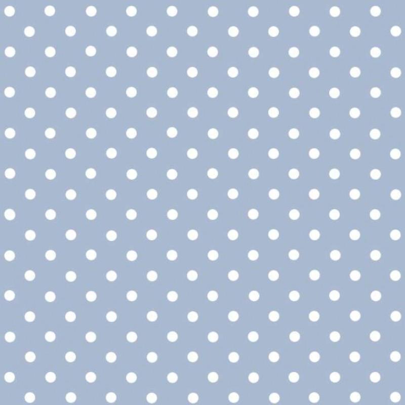 Tecido Tricoline - Poá Bola 2 - 100% Algodão - 1,50m largura - Variante 82