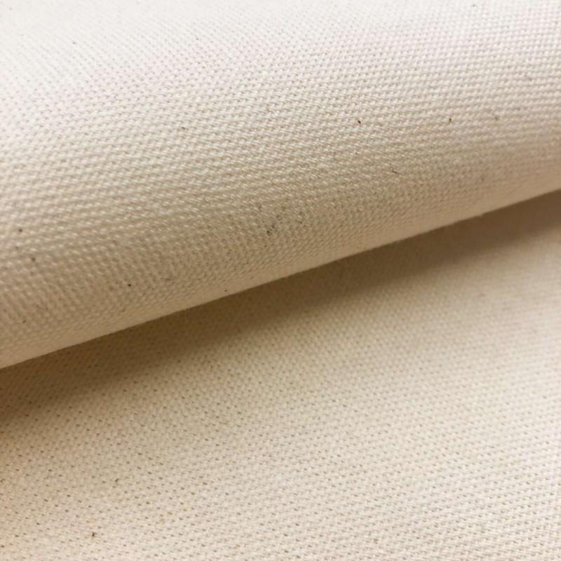 Tela Crua - Pesada - 100% Algodão - Cru